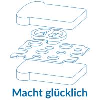 Thomas Krüßmann, Thomas K.de, Essen und Trinken, Butterbrot,