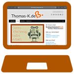 Thomas Krüßmann, Homepage, Website, Webseite, Wordpress, HostEurope