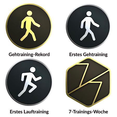 Thomas Krüßmann, Laufen, Training mit der Apple Watch