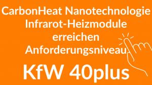 Thomas Krüßmann, CarbonHeat GmbH, Carbon Heat GmbH - KfW 40plus